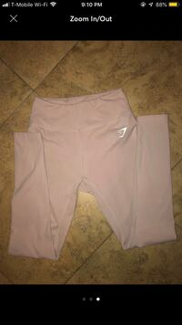 Gymshark nude dreamy leggings Whittier, 90606