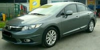Honda - Civic - 2013 8423 km