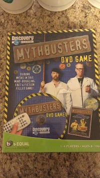Mythbusters DVD game NEW Silver Spring, 20905