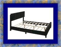 Queen bed platform bed with mattress free delivery Temple Hills