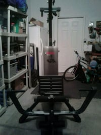 Weider home gym Spring Mill, 40228