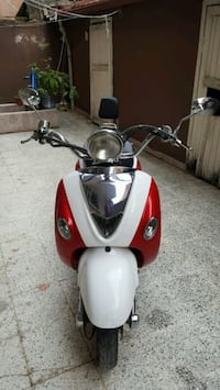 Mondial znu Scooter 125