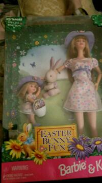 Easter Bunny Fun Barbie&Kelly Leesburg, 20175