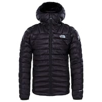 Women Black On Black Northface Bubble Jacket  Brampton, L6S 3Y2
