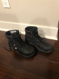 "CAT woman dryverse 6"" work boot  null"