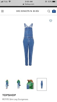 Overalls  size 6 brand new tags on it  Ajax, L1Z 0G6