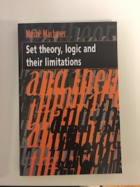 set theory, logic and their limitations phil310 textbook Montréal, H2X 2X4