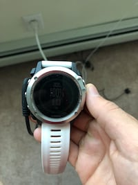 Garmin fenix 3 with heart rate strap 250 mi