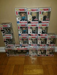 Lost boys funko pops $25 to $80 EACH  Toronto, M1L 2T3