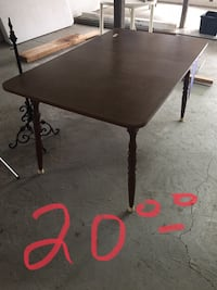 Wood table  Rocky Face, 30740