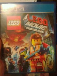 Sony PS4 The LEGO Movie Videogame case Windsor, N8W 4H6