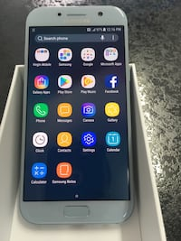 Unlocked Samsung Galaxy A5(2017) -32 GB Winnipeg, R3B