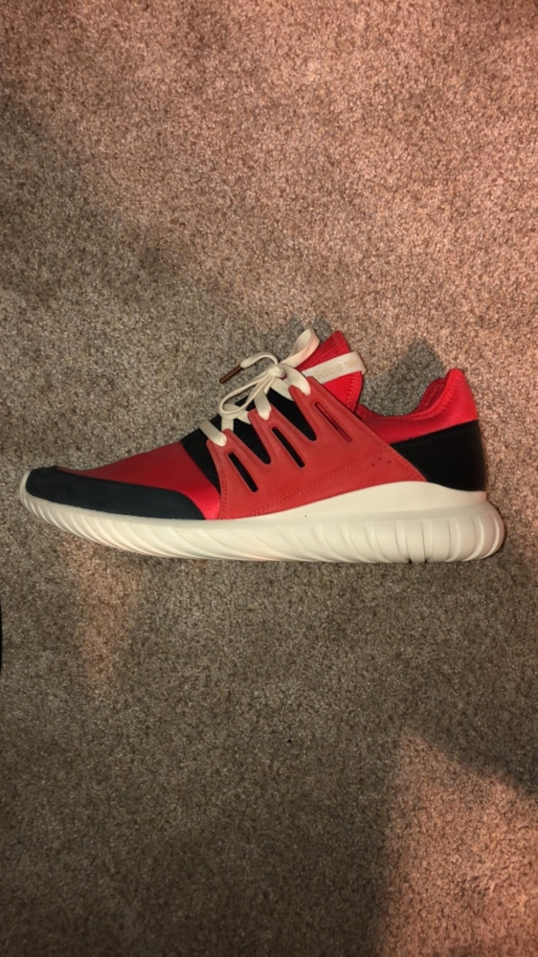 Never worn adidas tubulars