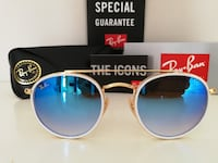 Ray-Ban Round double Bridge nuevas  Madrid