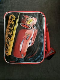 Lightning McQueen Thermos Lunch Bag