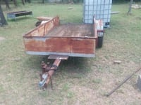 brown and black utility trailer Adkins, 78101