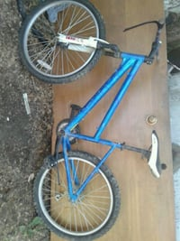 blue and black BMX bike Regina, S4T 3R1