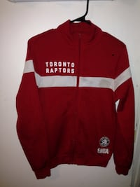 red and white Adidas zip-up jacket Moncton, E1C 6N5