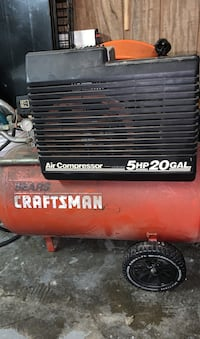 Sears Craftsman Air Compressor Brandon, 39042