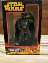 2005 Kurt S. Adler Darth Vader ornament.  Whitby, L1P 1A2
