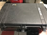 Pelican case 1650. Great condition. Roseville, 48066