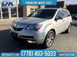 2010 Acura MDX AdvanceEntertainment Pkg,