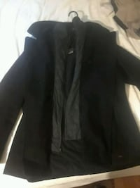 Men's levis xxL winter peacoat