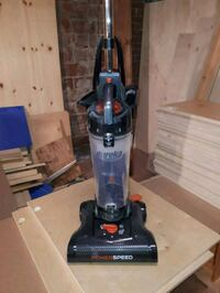 black and gray Bissell upright vacuum cleaner Halifax
