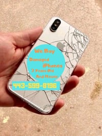 Phone screen repair Severna Park