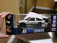 A86 trueno radio control car $80 Richmond, V6Y 2B6