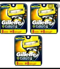 Gillette 8 pack
