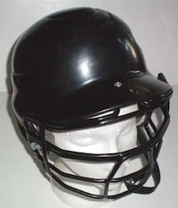 Rawlings CFBH Coolflo Baseball Batting Helmet with Face Guard London