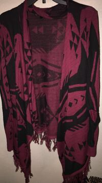 women's pink and black cardigans Wichita Falls, 76310