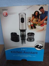 3 in 1 Kitchen Assistant