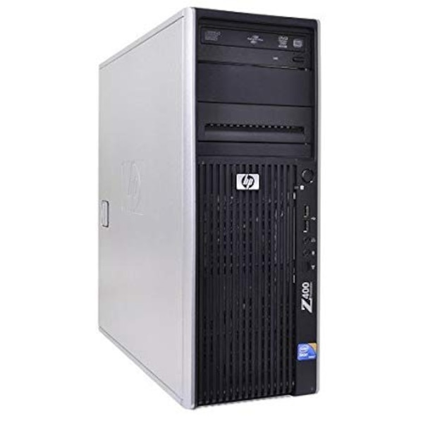hp Z400 Tower With Warranty