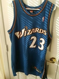 MJ Authentic Wizards Road Jersey Frederick, 21703