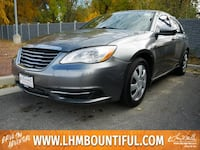 2012 Chrysler 200 LX Bountiful