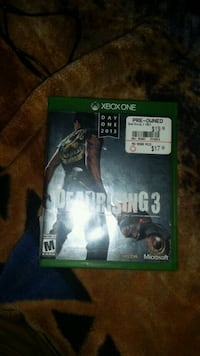 Dead Rising 3 Redding, 96001