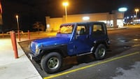 Jeep wranger2003 w softtop 4litere offers trades London, N5V 1Z3