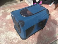 Collapsible dog cage 646 mi