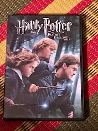 Harry Potter and the Deathly Hallows DVD  Toronto, M2M 2A3