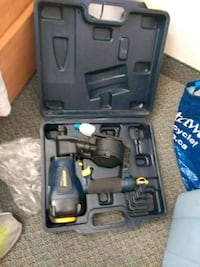 black and blue cordless power drill Ottawa, K1K