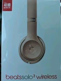 Beat solo3 wireless RoseGold