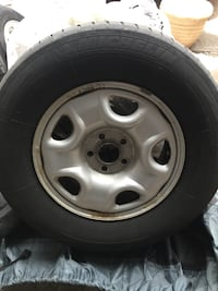 235/70R16 Michelin Winter Tires. Came off of a Honda Pilot, I don't have it anymore so don't need the tires. Toronto