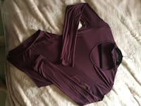 3 size small light long sleeves, 2 body suit Edmonton, T5T 6X9