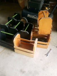 Back yard bbq Condiment caddies Toronto, M6M 2X8