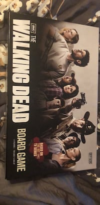 Walking Dead Boardgame  Alexandria, 22314