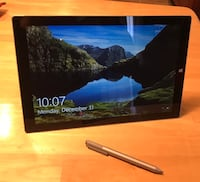 """MS Surface Pro3. This is a Microsoft Surface Pro 3 12"""" in MINT Condition i [TL_HIDDEN] ghz 8GB Ram, 512 GB SSD, Win 10 Pro, Scribe Pen,  Magnetic Keyboard, Case, Docking Station, AC adaptor, Good Battery, Kept as a backup, minimal use. Frederick, 21702"""