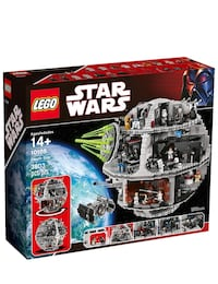 LEGO Death Star 10188 Discontinued Complete set