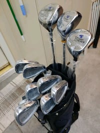 COUGAR XCAT w/ BAG ALL NEW! 1,3,5-WDS, 4-PW, PTTR,